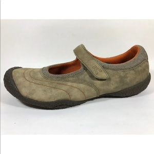 Keen Leather Mary Janes 8.5